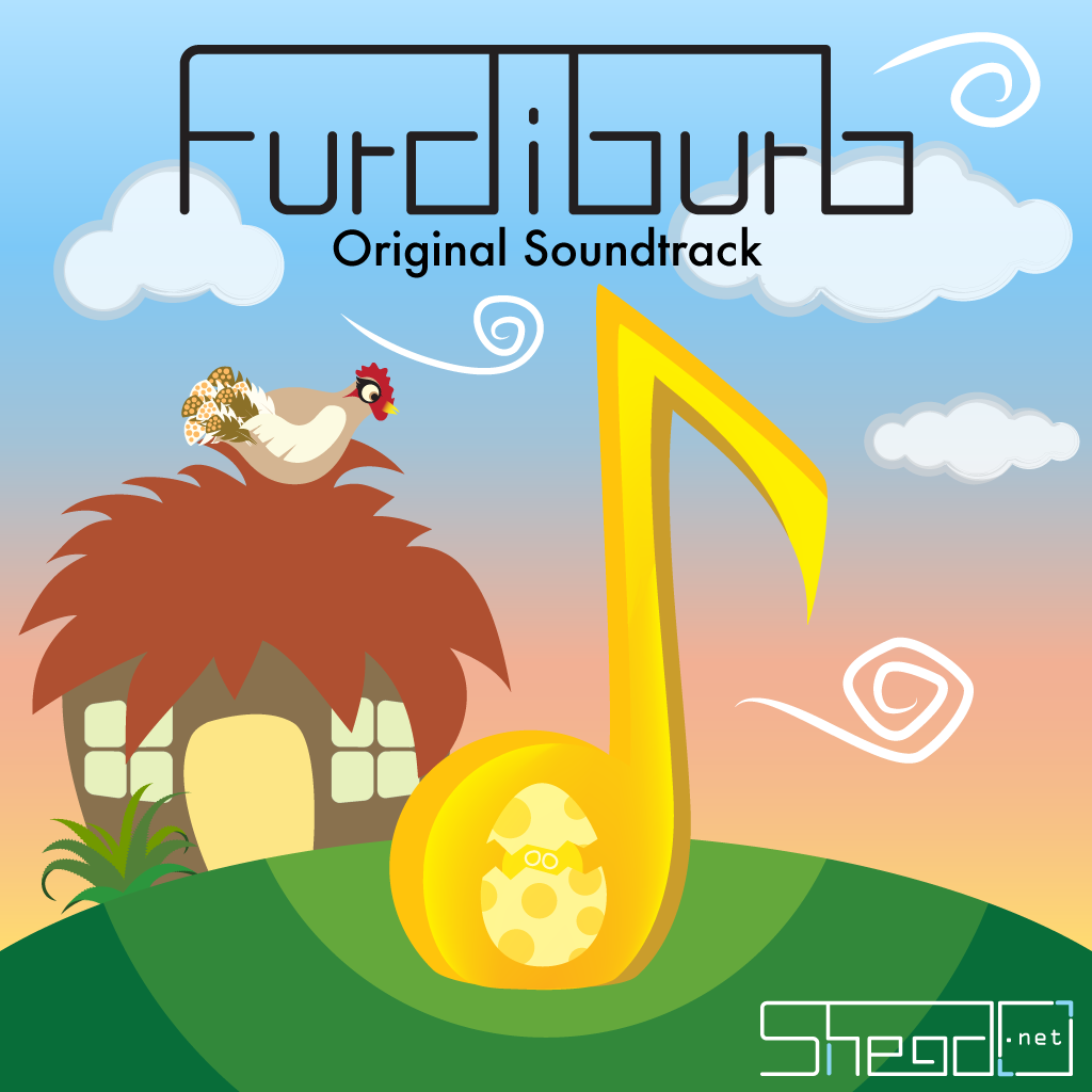 Furdiburb album cover