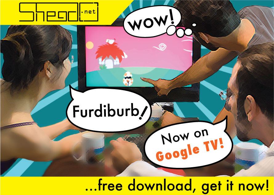 Furdiburb on Google TV
